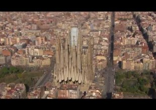 Sneak preview: How the Sagrada Familia Will Look in 2026