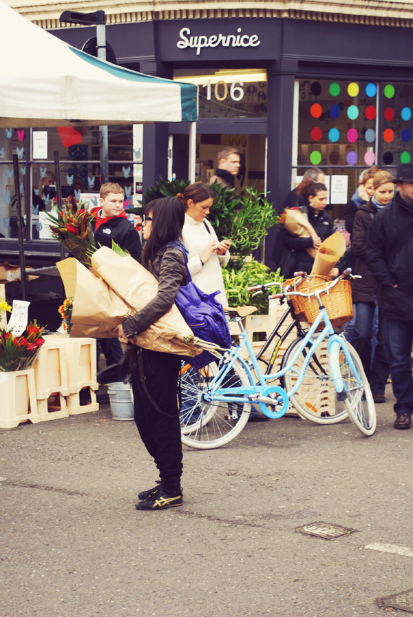 Colombia Road Flower Market - The Epic Guide to London