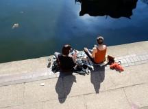 Regent's Canal Snapshots